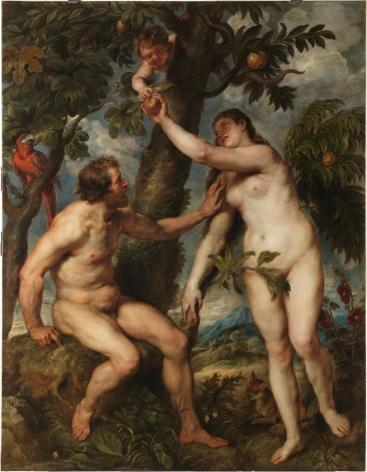 Adán y Eva (Rubens)