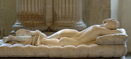 Hermafrodita de Borghese