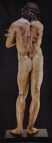 Ecce Homo desnudo II - Gregorio Fernández