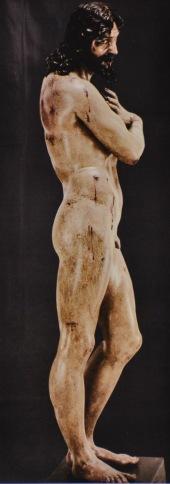 Ecce Homo desnudo I - Gregorio Fernández