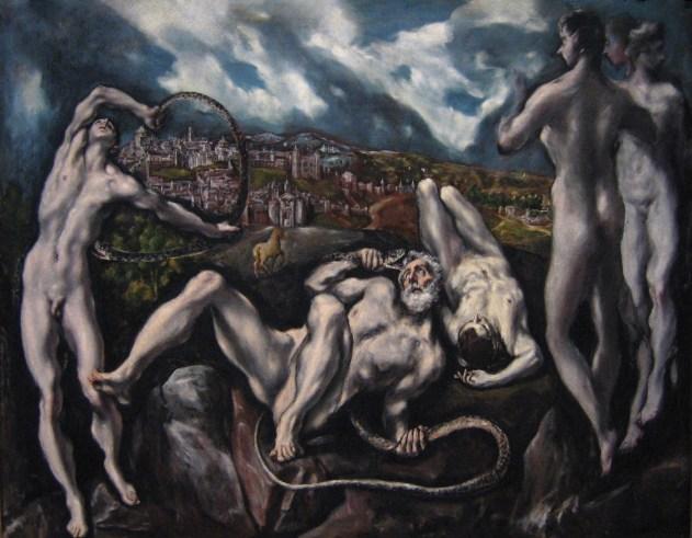 Laoconte - El Greco