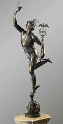 Mercurio alado - Juan de Bolonia