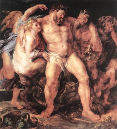 Hércules borracho (Rubens)