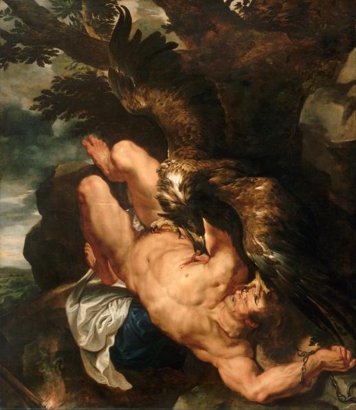 Prometeo encadenado (Rubens)