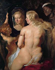 Venus del espejo (Rubens)