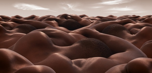 Desert-of-Sleeping-Men1- Carl Warner