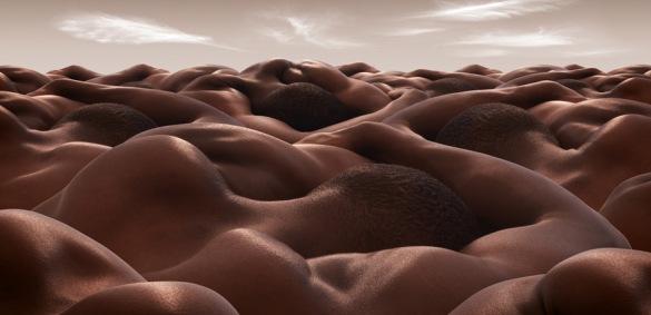 Desert-of-Sleeping-Men1- Carl Warner