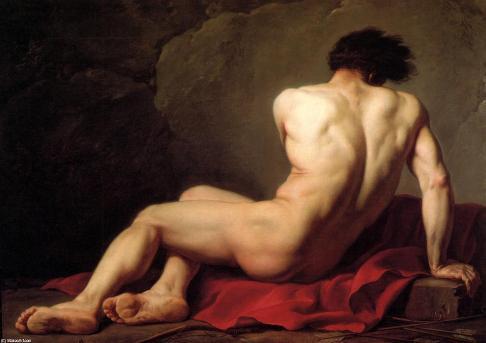 Joven conocido como Patroclo - David