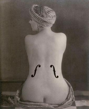 El Violin de Ingres - Man Ra