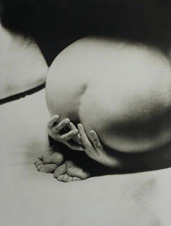 La oración - Man Ray