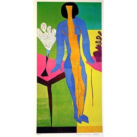 Zulma (1950) - Matisse