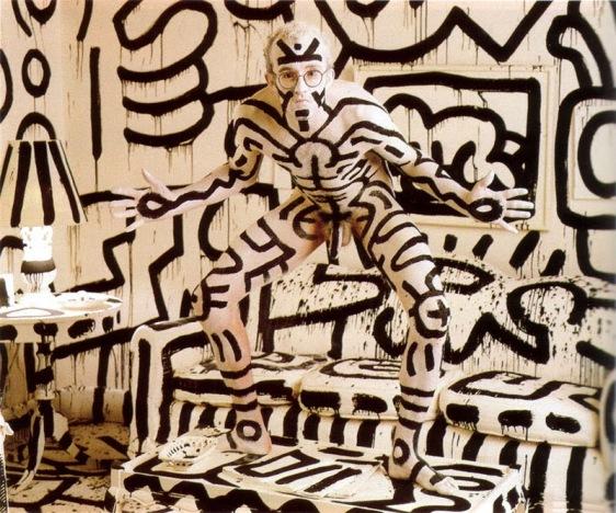 annie_leibovitz_Keith Haring