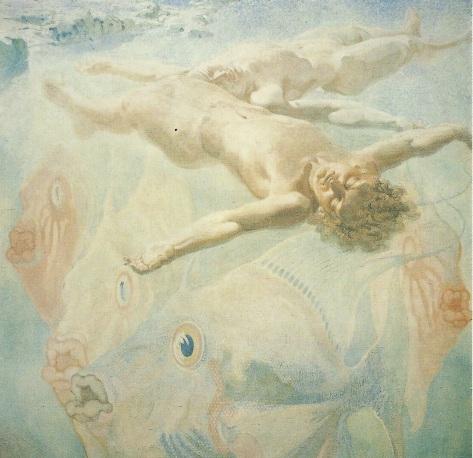 Mar en reposo (Poema del mar) - Néstor de la Torre