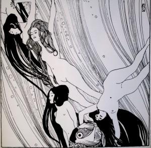 Sangre de pez - Klimt