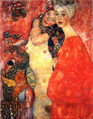 Las amigas - Klimt