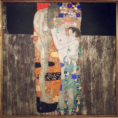 Las tres edades de la mujer - Klint