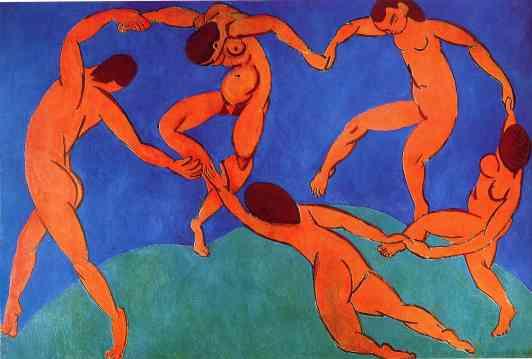 La danza (1910) - Matisse