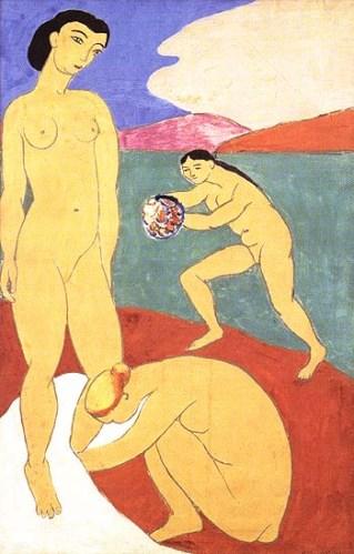 El Lujo II - Matisse