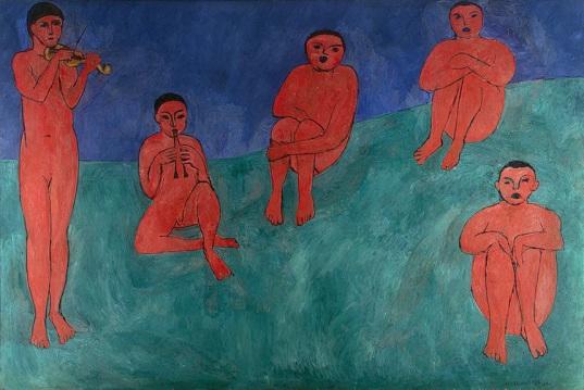 La Música - Matisse
