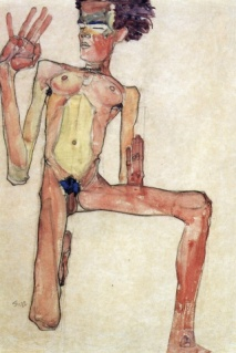 nudite-autoportrait-egon-schiele-11-1518-iphone