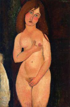 Venus de pié - Modigliani