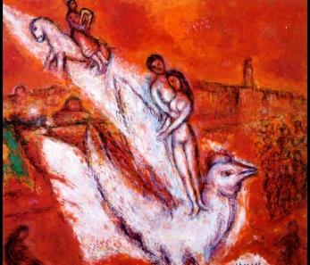 Cantar de los cantares - Chagall