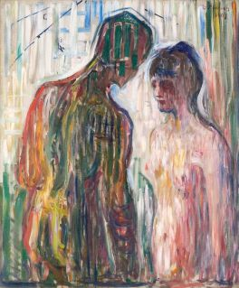Edvard-Munch-Cupid-and-Psyche-1907-Courtesy-Munch-Museet