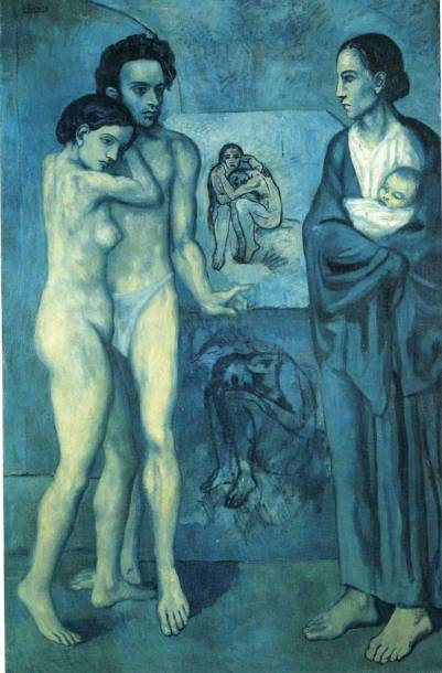 La vida - Picasso