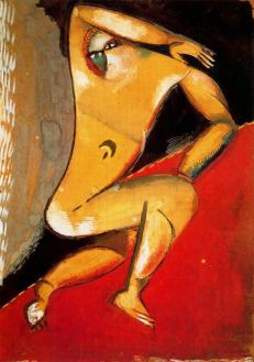 Marc Chagall_1913_tisen