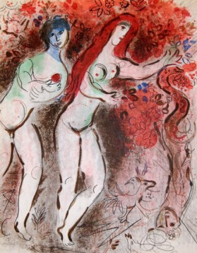 Paraiso - Chagall