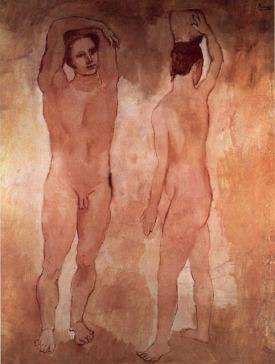 Desnudos - Picasso