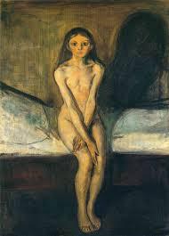 Pubertad - Munch