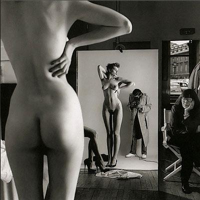 Autorretrato - Helmut Newton