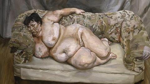 Big Sue - Lucien Freud