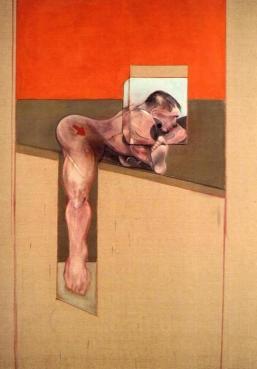 Estudio de cuerpo humano - Francis Bacon