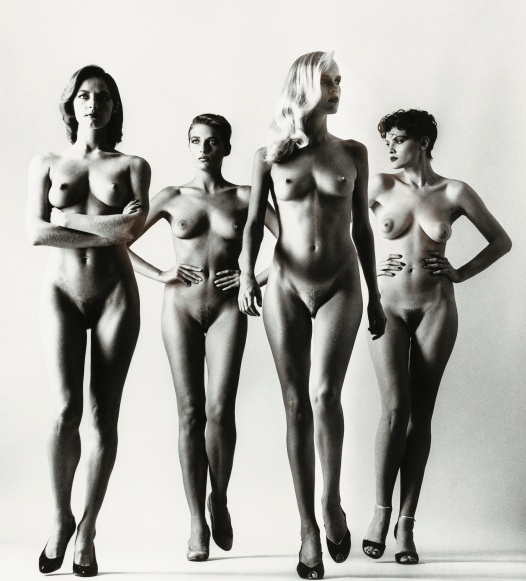 helmut-newton-nu-modernists