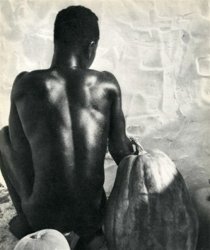 Herbert List - Black Male Nude I, 1935