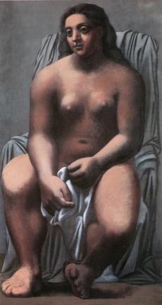 La gran bañista - Picasso