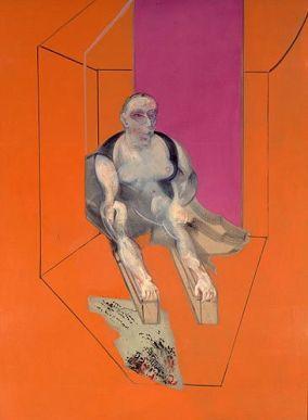 Esfinge - Retrato de Muriel Belcher - Francis Bacon