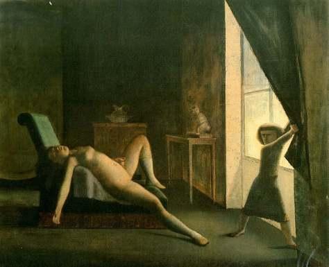 La habitación - Balthus