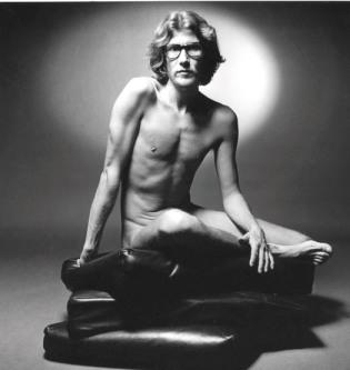 Yves Saint Laurent - Helmut Newton