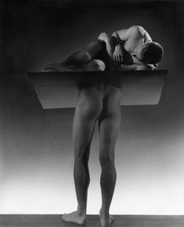 El sonámbulo - Georges Platt Lynes