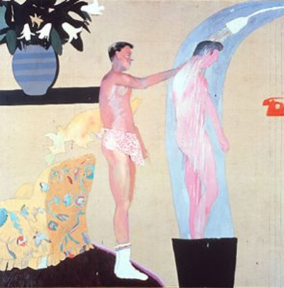 david-hockney-domestic-scene-los-angeles-1963