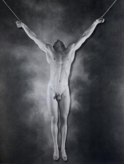 Crucifixión - George Platt Lynes