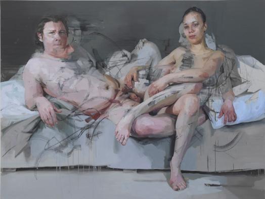 Jenny-Savile_Oxyrhynchus_Intertwine-2011-14_Gagosian-London