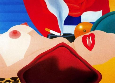 Gran desnudo americano nº 99 - Tom Wesselmann
