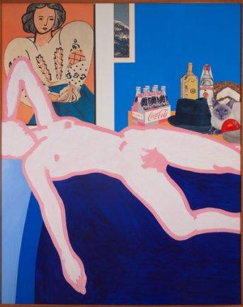Gran desnudo americano nº 26 - Tom Wesselmann