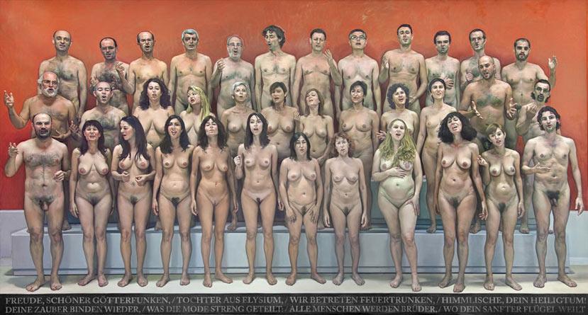 """""""Fraternidad Universal"""" by Andrés García Ibáñez"""