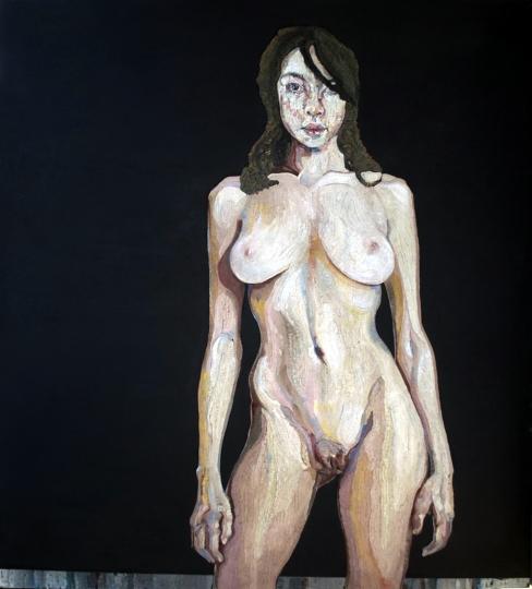 Desnudo de Selene - Jpsé Antonio Farrera