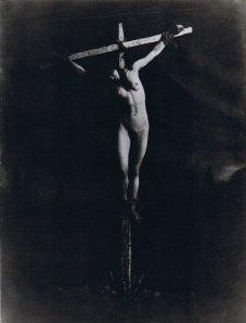 Estudio de la crucifixión - Drtikol